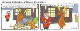 Interpreting Cartoon for Christmas